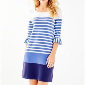 NWT Lilly Pulitzer Sophie Ruffle Dress siz…